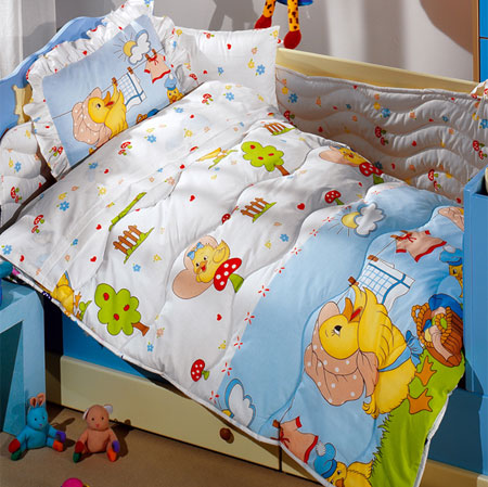 Размер детского постельного белья своими руками