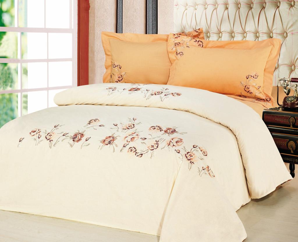 Вышивка в постельного белья 984